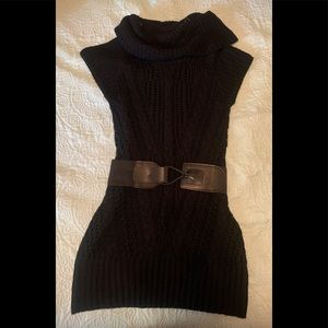 NWOT No Boundaries Sweater Dress
